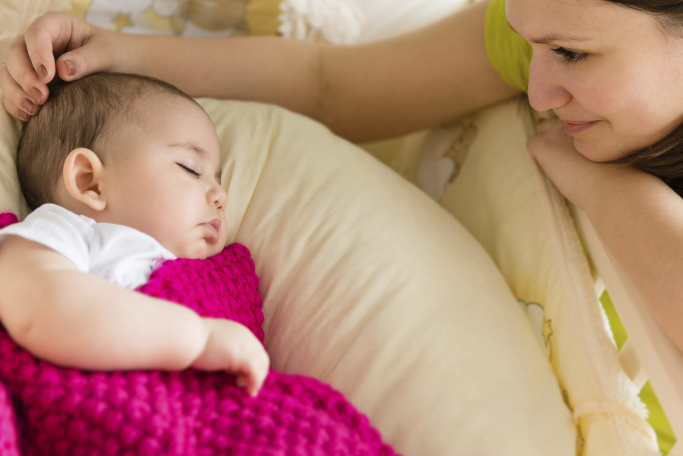 How to Get Your Baby to Sleep – Advice from Medela Moms