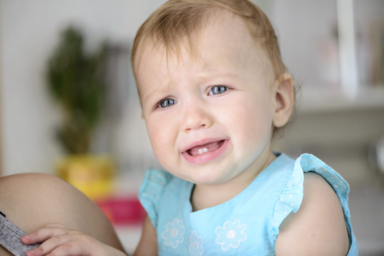 The One Reason that Babies Cry
